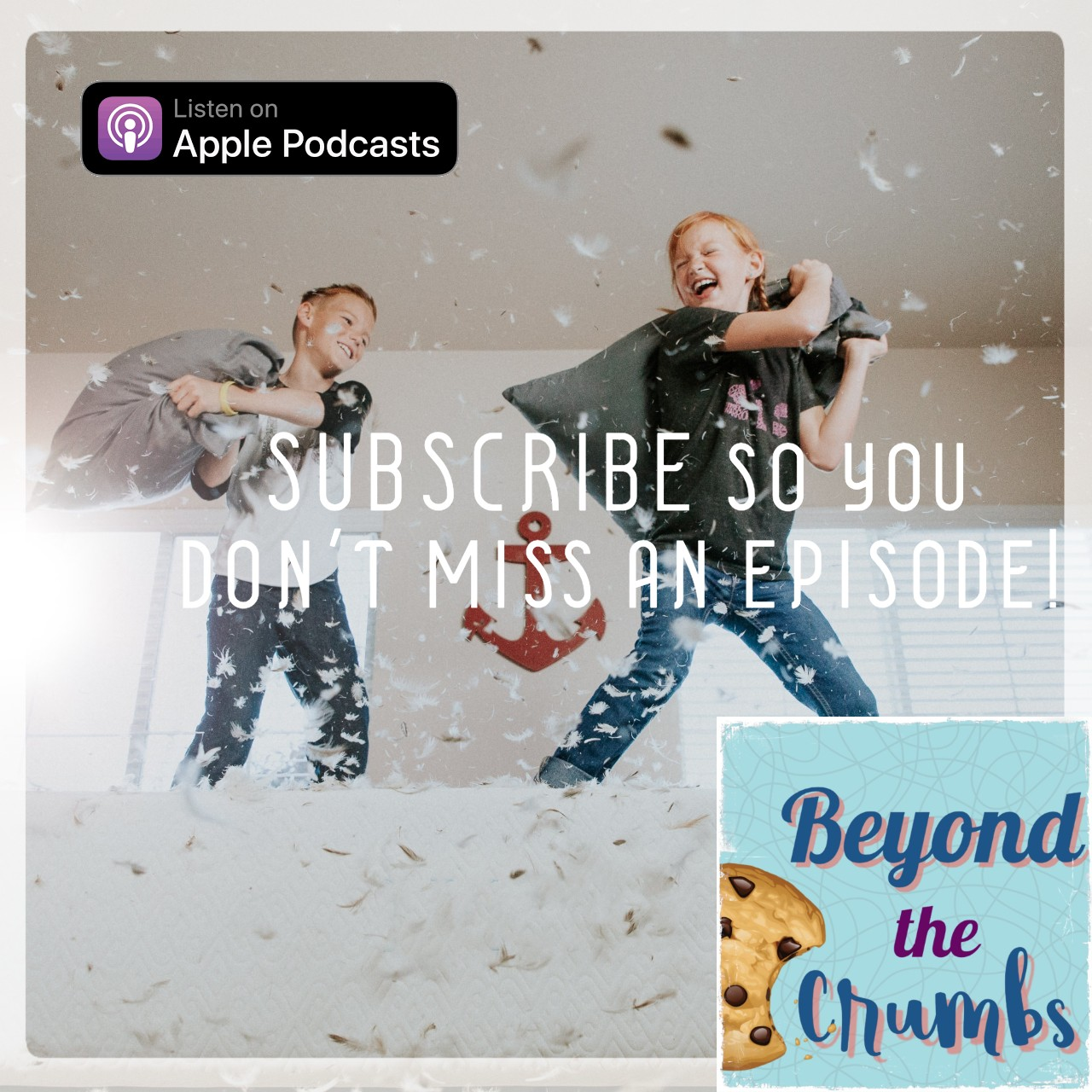 Listen to Beyond the Crumbs